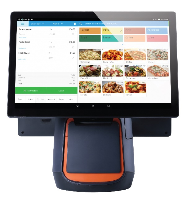 Having an all-in-one system provides a lot of convenience for a business.
