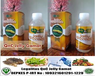 khasiat dan manfaat  QnC Jelly Gamat Baru Dan Ajib