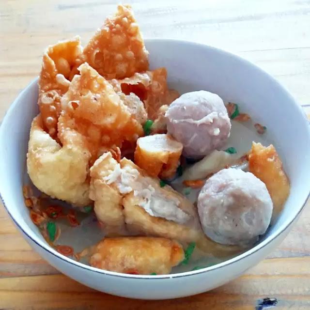 Resep Kuah Bakso Malang