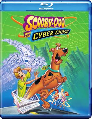 Scooby-Doo e a Caçada Virtual Dual Áudio 2001 - BluRay 1080p