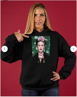 Camila Cabello's Frida Kahlo T Shirts
