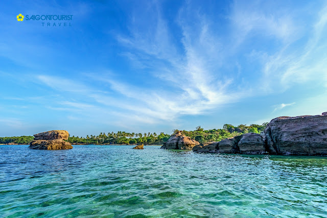 bãi đẹp biển