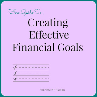 Guide to Creating Effective Financial Goals