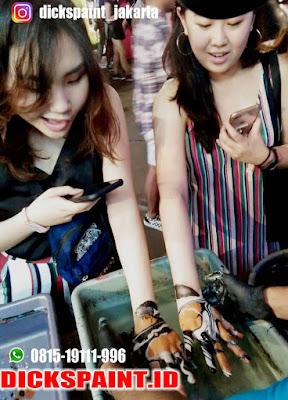 Hand Marbling jakarta