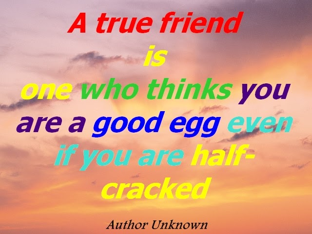 Cute Friendship Quote Of The Day (June 01,2011)