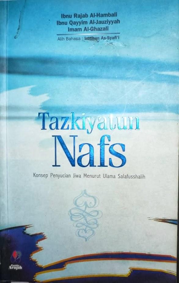 Download Buku Tazkiyatun Nafs Menurut Ulama Salafussalih