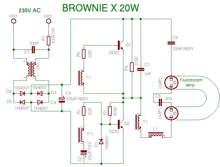 Electronics Tricks And Tips  Browniex 20w Cfl Bulb