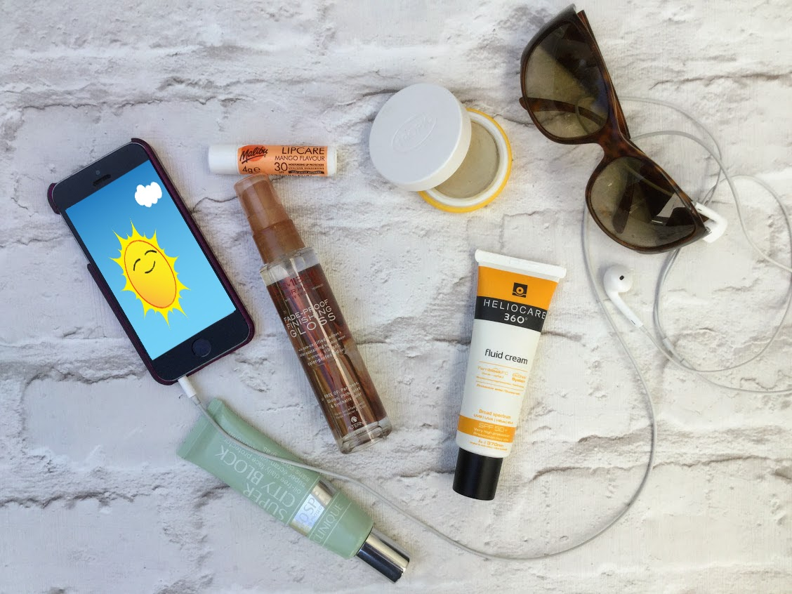 SPF daily essentials