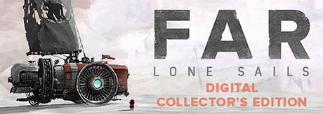 FAR Lone Sails Digital Collectors Edition-PLAZA