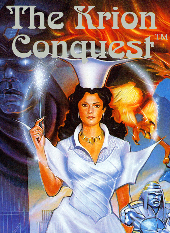 Krion Conquest box art