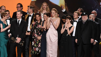 Emmy Awards 2019 Game Of Thrones