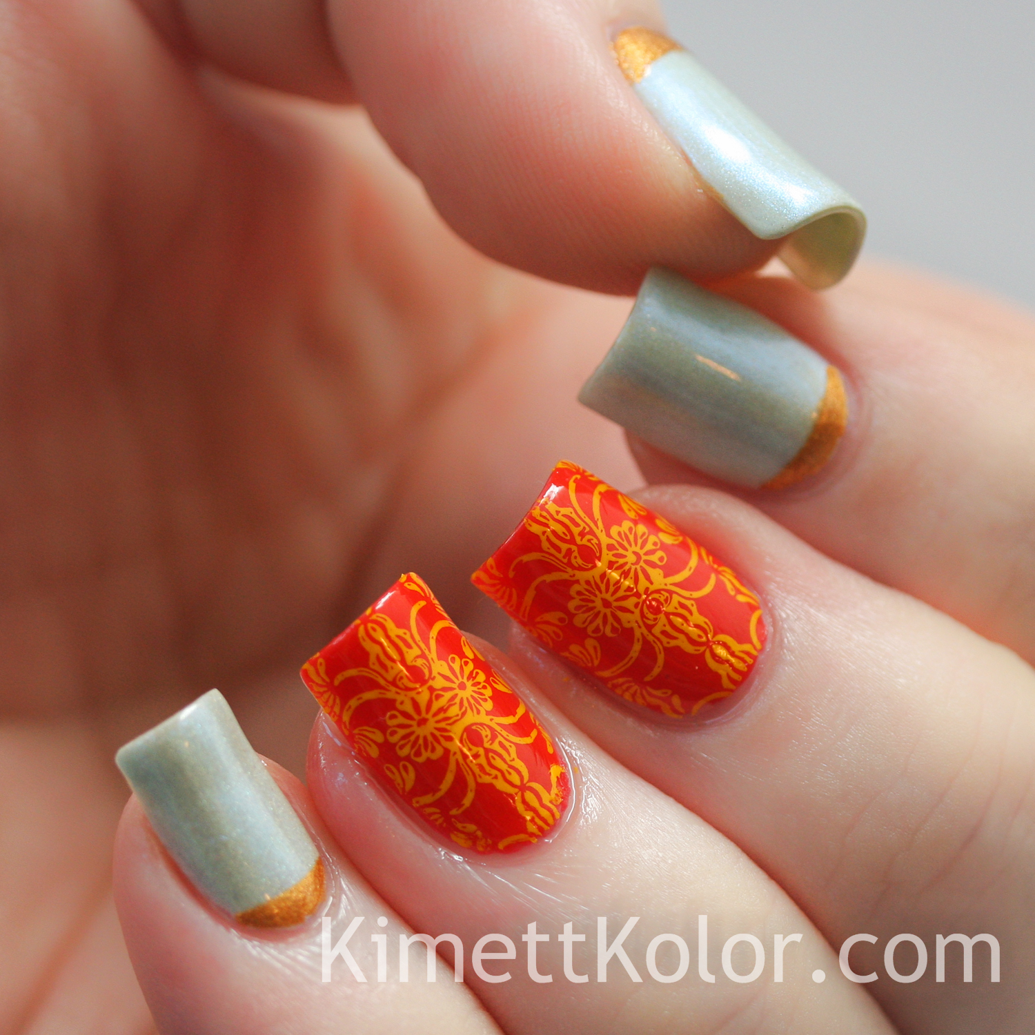 Theme of the Month: October Opal and Marigold
