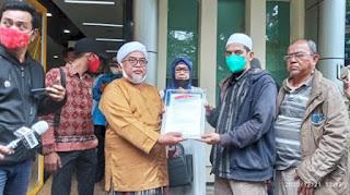 MBI Anugerahkan Gelar Pahlawan Nasional kepada 6 Laskar FPI yang Ditembak Polisi