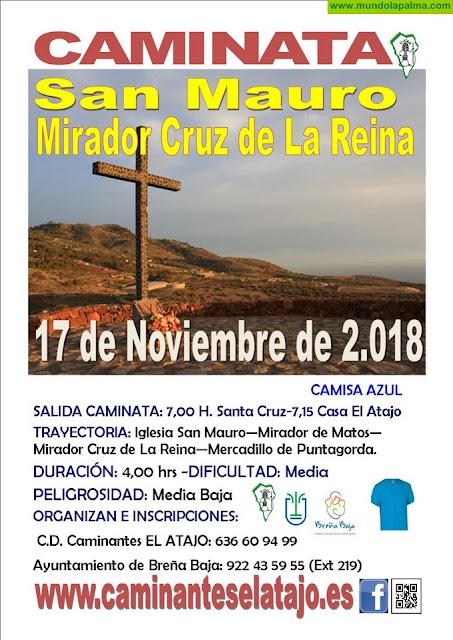 """EL ATAJO: """"Iglesia de San Mauro - Mirador Cruz de la Reina"""""""