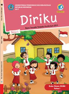 Buku Siswa Tema 1 Diriku Kelas 1-I Kurikulum 2013 Revisi 2017