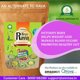 Instant Idly using Ammae Bryo Rava