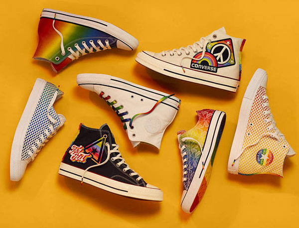 Zapatillas Converse Pride Collection 2017