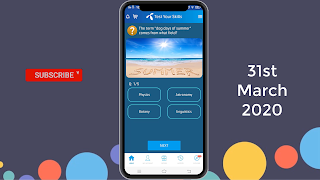 My Telenor Play and Win 31-03-2020