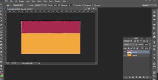 Tutorial Photoshop Membuat Desain Banner