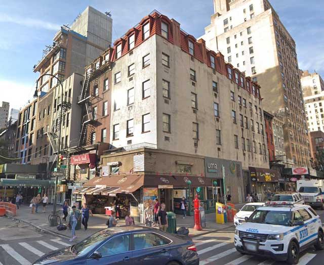 7th Avenue at 14th Street, NYC, randommusings.filminspector.com