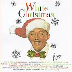 White Christmas cover image from Bobby Owsinski's Big Picture blog