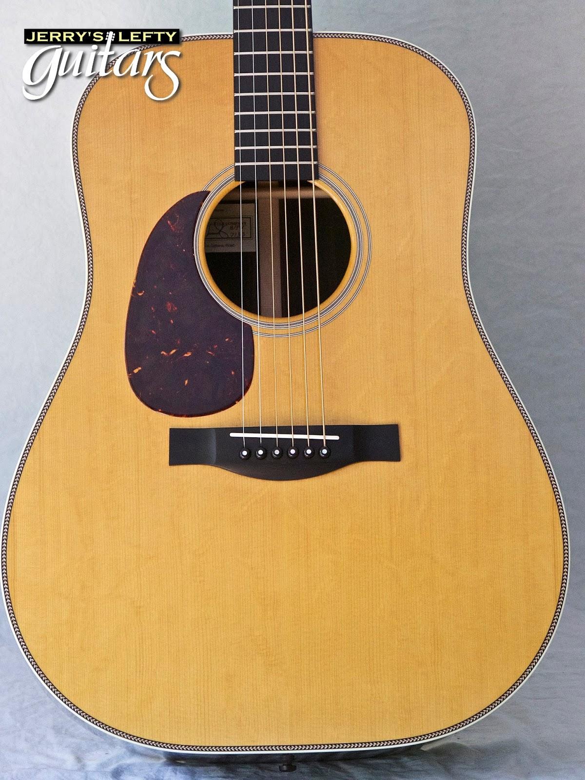jerry 39 s lefty guitars newest guitar arrivals updated weekly santa cruz brad paisley signature. Black Bedroom Furniture Sets. Home Design Ideas