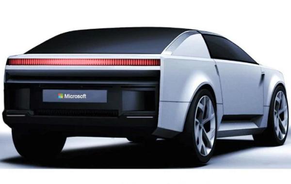 Mobil Microsoft Surface VS Otonom Apple