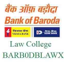 New IFSC Code Dena Bank of Baroda Law College Road, Ahmedabad
