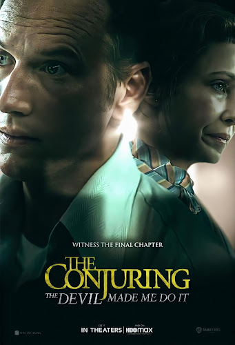 The Conjuring 3: The Devil Made Me Do It (Web-DL 1080p Dual Latino / Ingles) (2021)