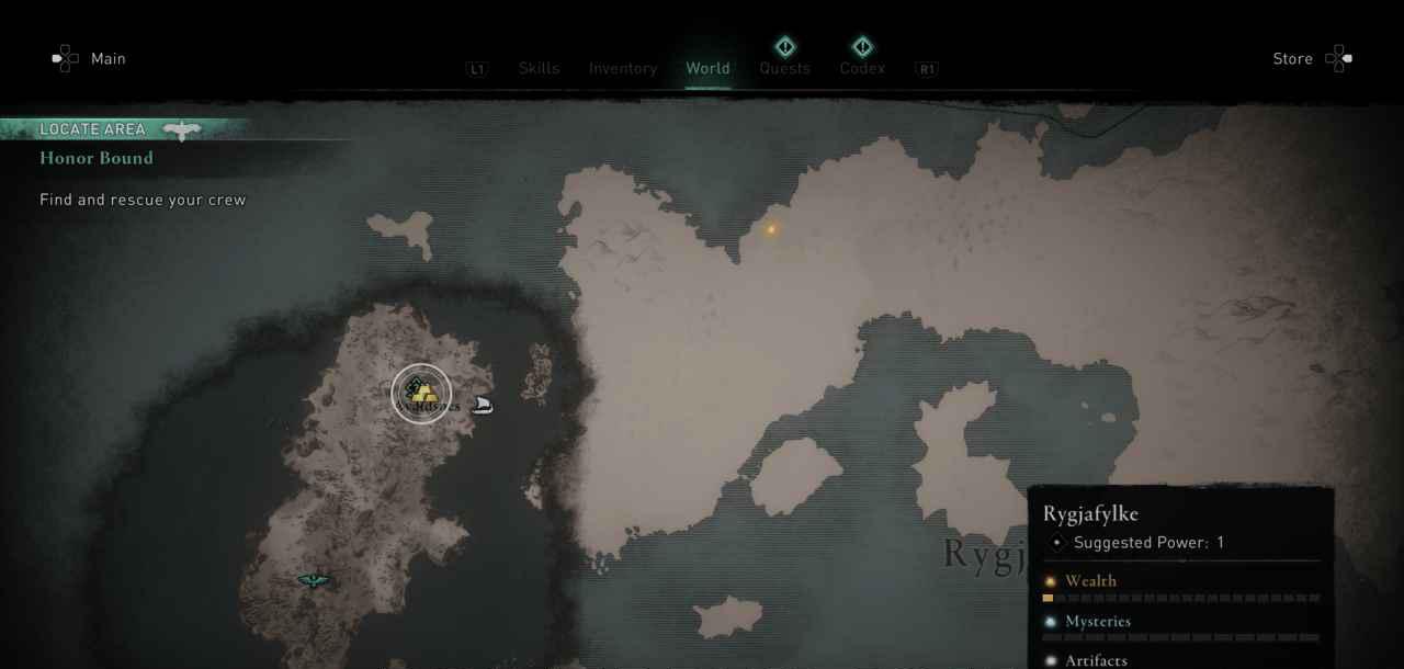 Ingot 2 Map