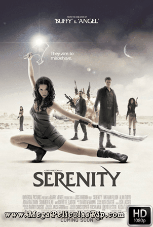 Serenity (2005) [1080p] [Latino-Ingles] [MEGA]