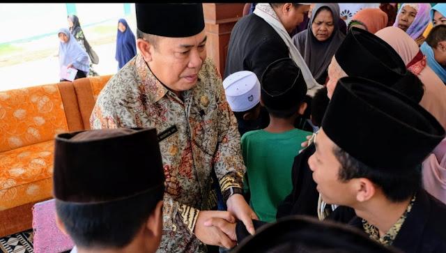 Ini Strategi Calon Bupati Idola, H Masrun Wujudkan Lombok Tengah Mendunia