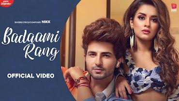 Badaami Rang Lyrics Meaning in Hindi Translation (हिंदी) - Nikk