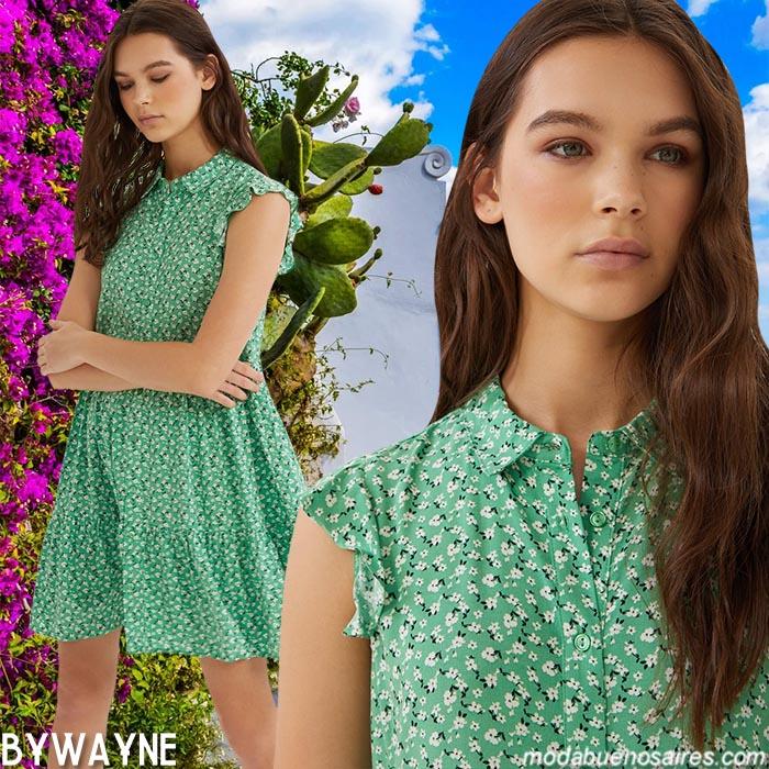 vestidos juveniles verano 2021
