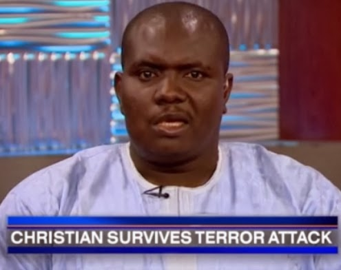 christian man survived boko haram attack
