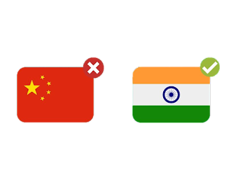 Alternatives of Chinese banned apps