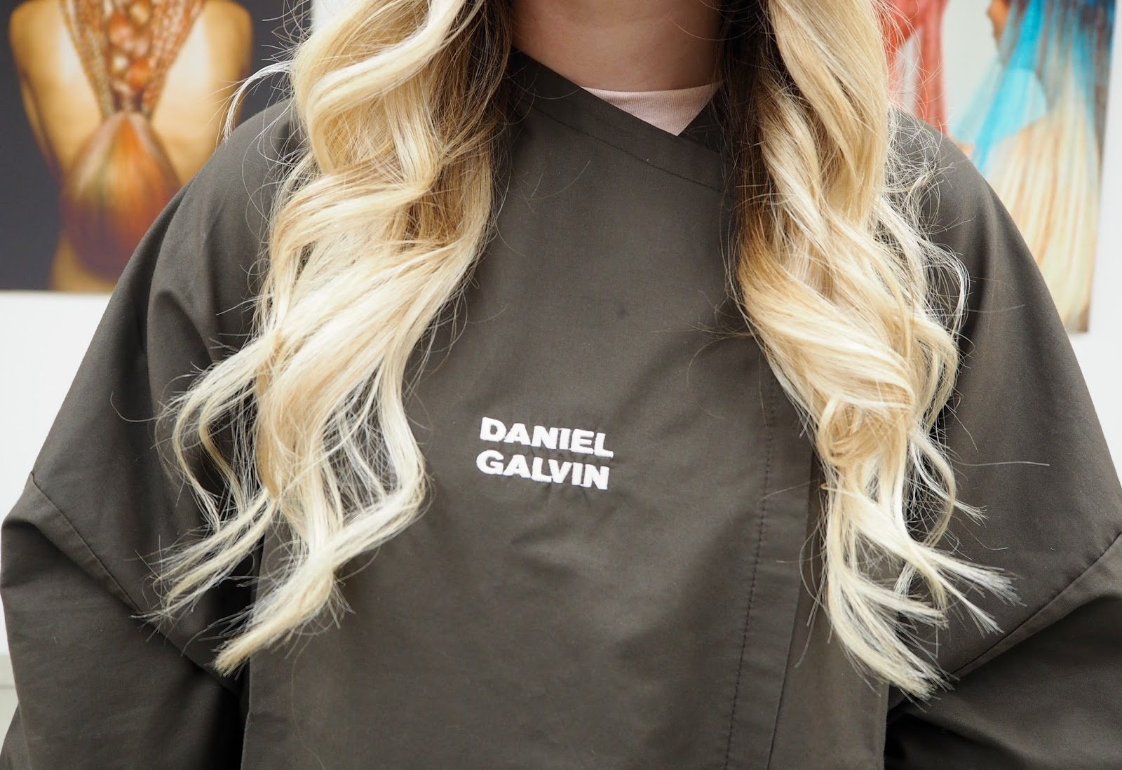 Pure Keratin Blow Dry at Daniel Galvin
