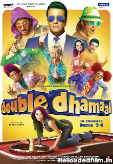Double Dhamaal (2011) Full Movie Download 480p 720p 1080p