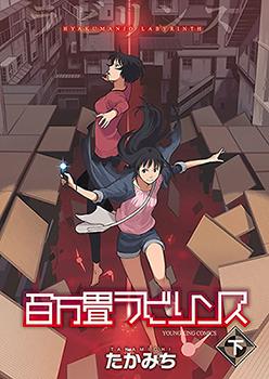 Hyakumanjou Labyrinth Manga