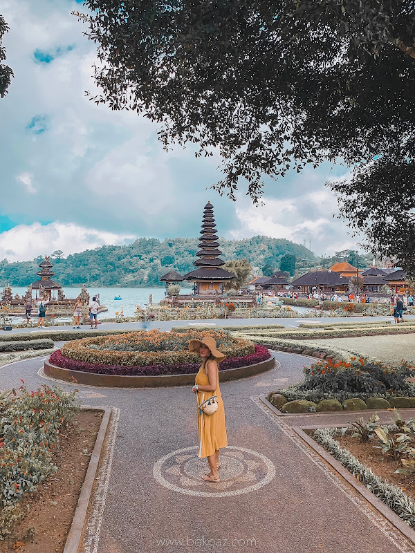Ulun Ulun Danu Beratan Temple