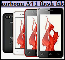 Karbonn-A41-Power-Flash-Software-Download-Free
