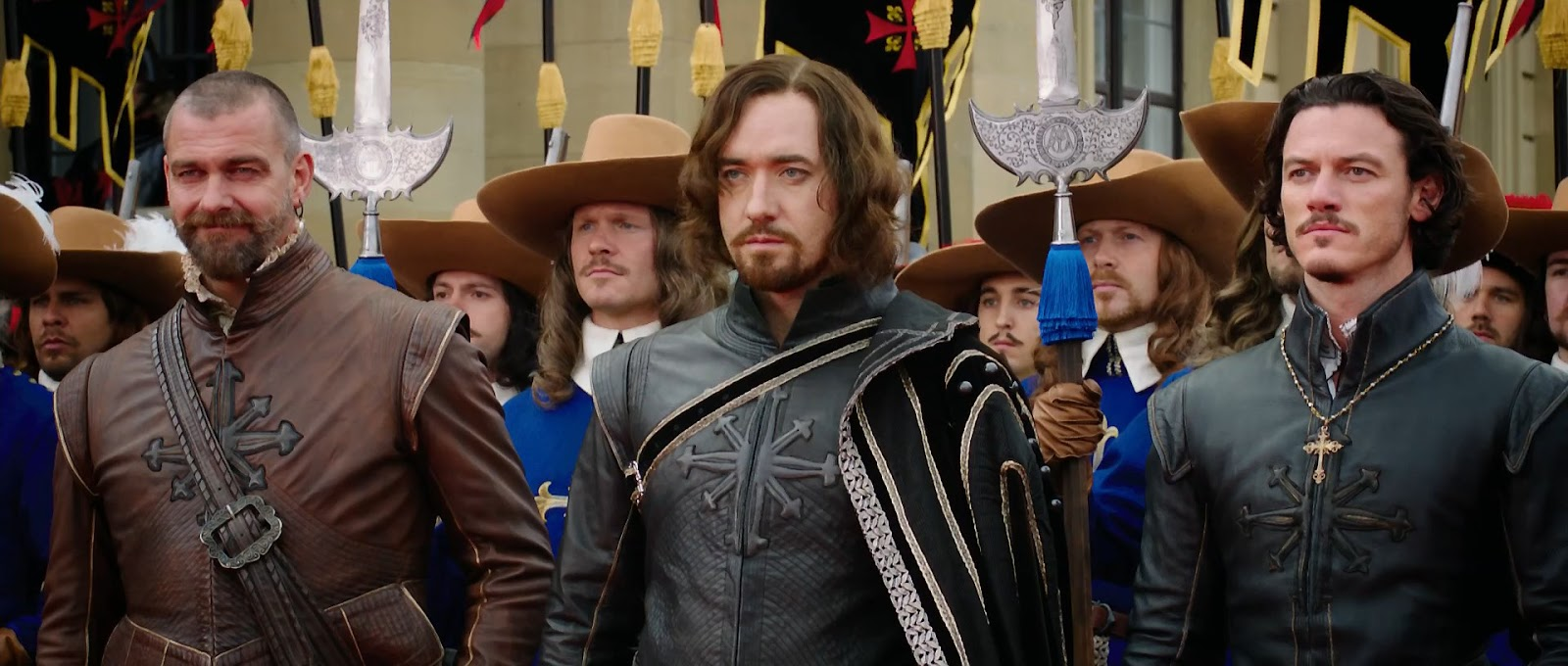 The Three Musketeers (2011) 4