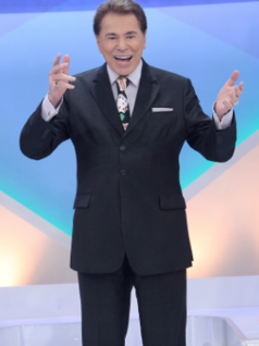 Silvio Santos (Foto: Lourival Ribeiro)