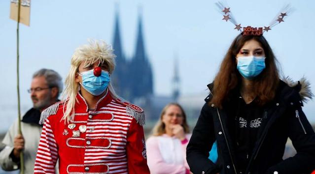 فيروس كورونا: يوم واحد في العالم 16.11.2020