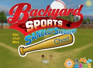 Chơi game bóng chày tuổi teen hay nhất