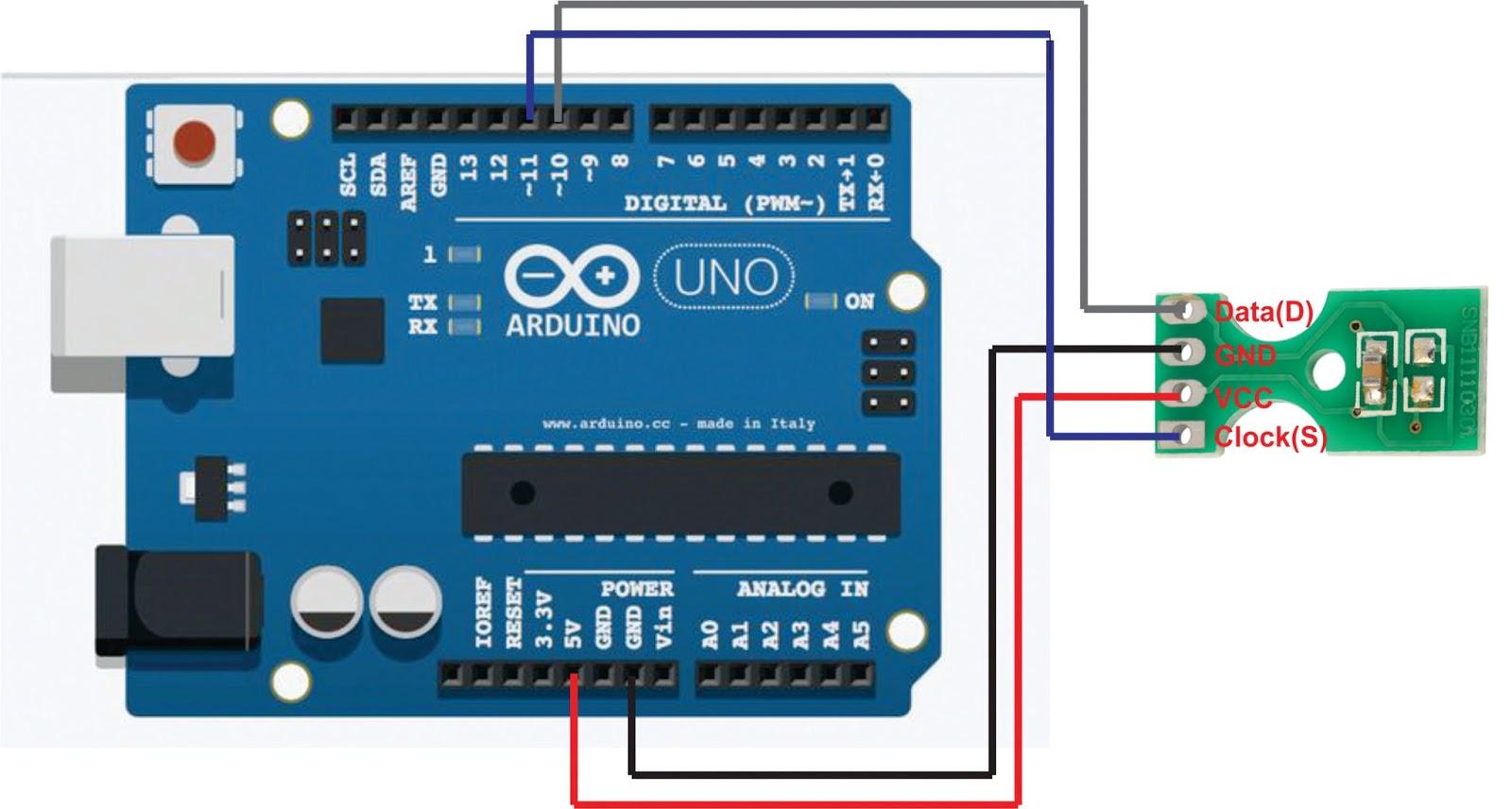 Kết quả hình ảnh cho sht10 arduino