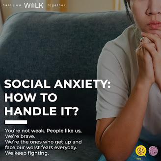 Webinar Payung Jiwa - Social Anxiety