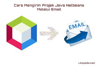 Logo Mengirim Projek Java Lewat Email