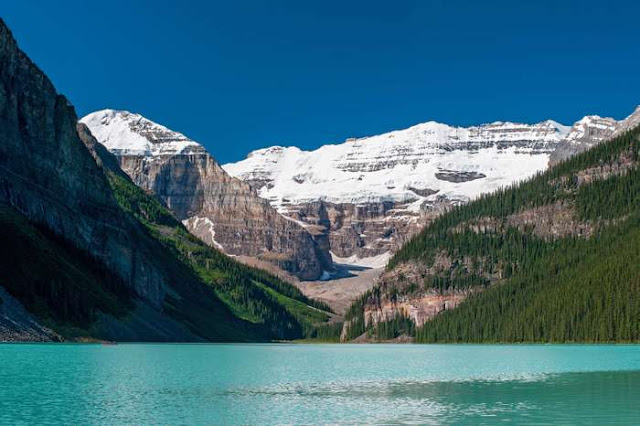 Top Attractions Canada's Mountains Banff National Park
