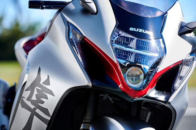 Suzuki Hayabusa 2021 Photos